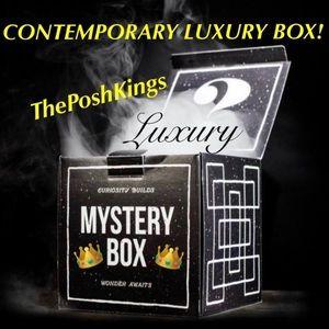 CONTEMPORARY MYSTERY BOX EST ORIG VALUE $600